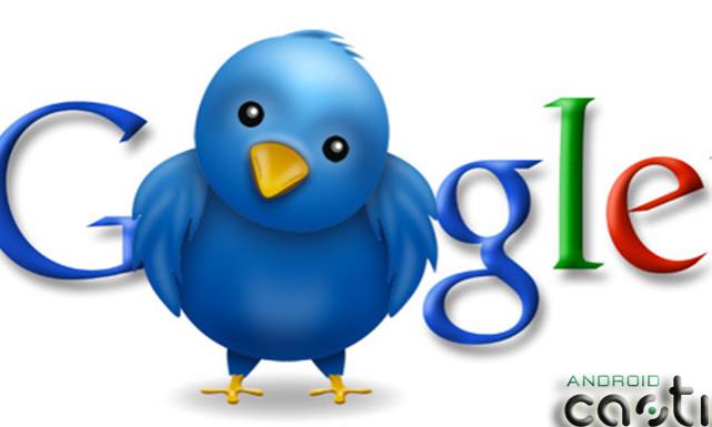 C'è l'accordo: i tweet ora saranno nella search di Google!