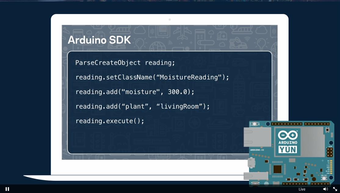 ArduinoFacebook insieme