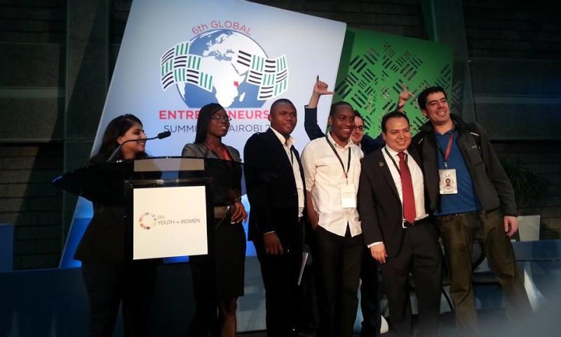 Un'app per creare app: la startup che ha entusiasmato Obama al GES 2015