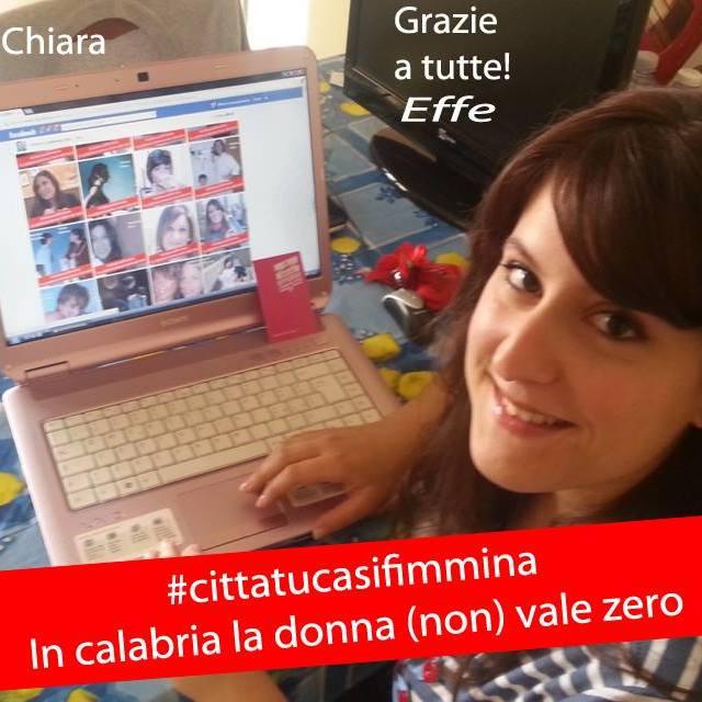 #CittaTuCaSiFimmina