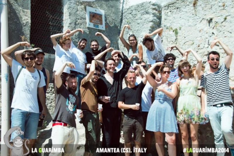 La Guarimba, la scimmia che vuole cambiare la Calabria